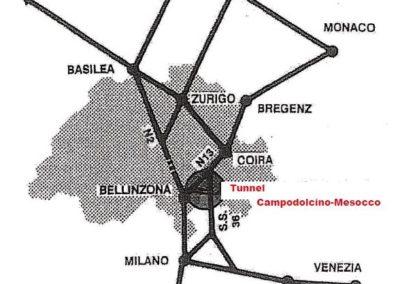 Mappe, Sezioni e Planimetrie